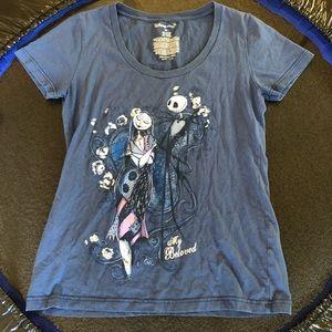 Disney Nightmare Before Christmas Tee Shirt